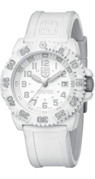 Luminox Navy SEAL Colormark White (3057.WO)